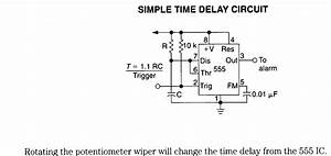 Time Delay Electronic Circuits  Page 2