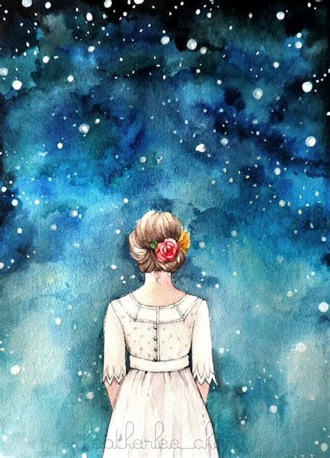 Starry Night Sky Nights Skies Pinterest