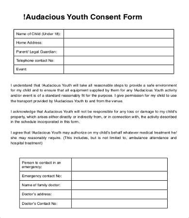 consent form template consent form template 9 free word pdf documents free premium templates