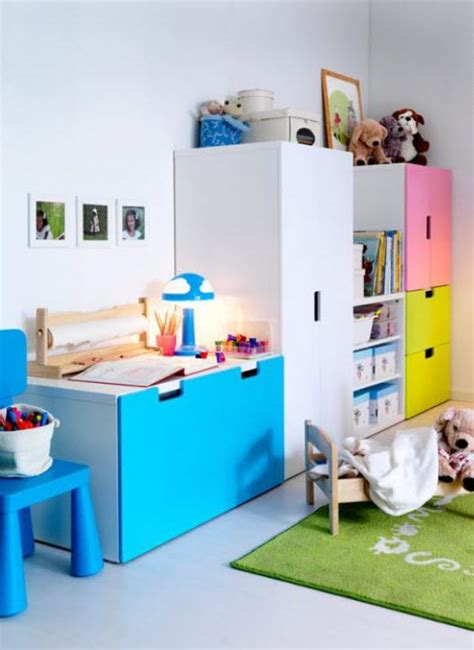 ikea bureau meuble rangement enfant ikea stuva
