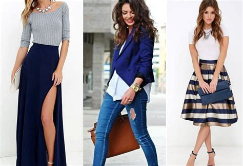 what colors go with blue colors that go with navy blue clothes ideas