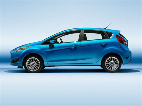 New 2017 Ford Fiesta Price Photos Reviews Safety