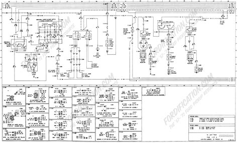 Ford Truck Wiring Diagrams Schematics