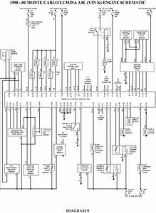 2001 Chevy Lumina Wiring Diagram