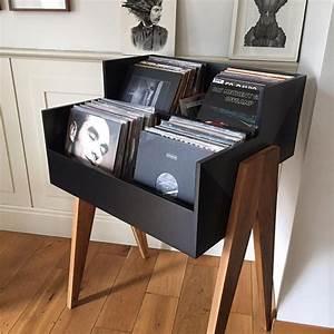 Meuble Pour Vinyle : meuble pour platine vinyl 11 les 25 meilleures id233es de la cat233gorie meuble range cd sur ~ Teatrodelosmanantiales.com Idées de Décoration