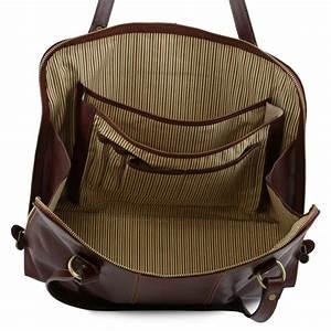 Sac Bandoulière Cuir Marron : sac main business pour ordinateur femme cuir tuscany leather ~ Melissatoandfro.com Idées de Décoration