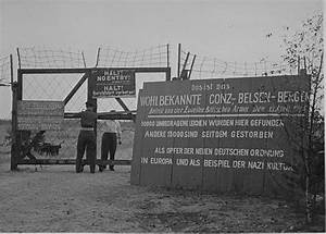 A sign erected by the British Army at the entrance to ...