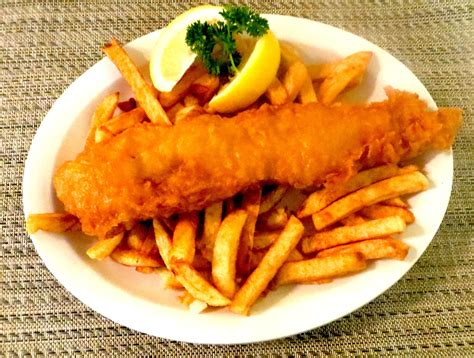 monte plat cuisine 39 s fish and chips