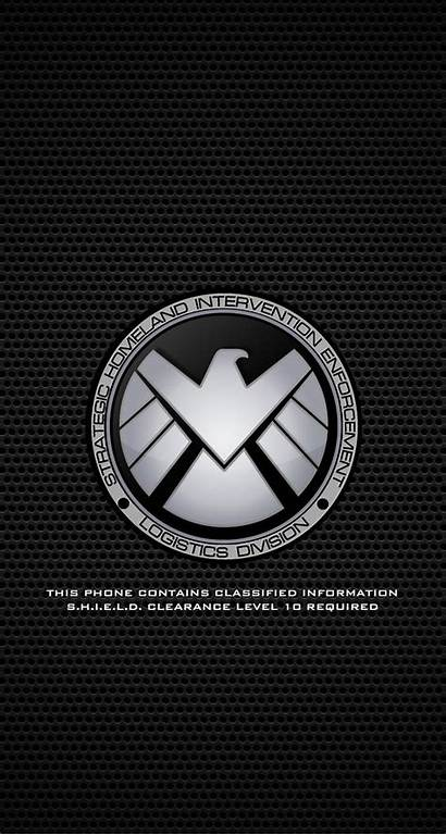 Shield Marvel Phone Backgrounds Background Screens