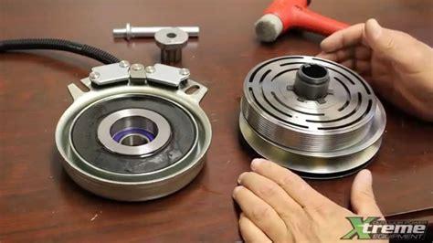 assembling  clutch youtube