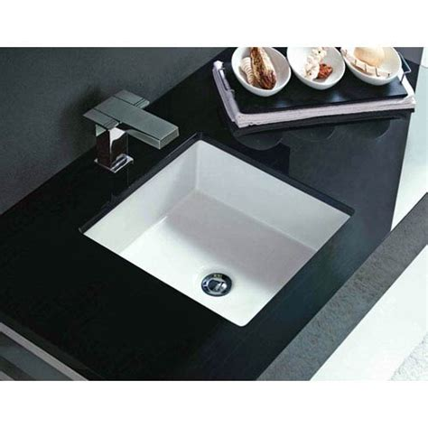 small square undermount bathroom sink 378ps 105 1