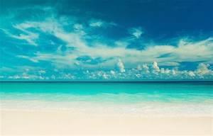 Beach Wallpaper Fullscreen | Desktop Backgrounds for Free ...