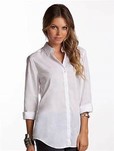 White Button Shirt Womens | Artee Shirt
