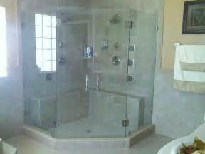 Corner Glass Shower Doors