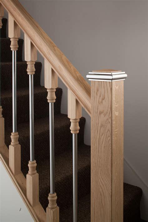 Contemporary Axxys Solo Stair Balustrade
