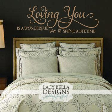 Master Bedroom Wall Decals Quotes by Wall Decals Master Bedroom