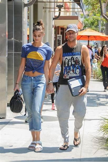 Taylor Hill Boyfriend Michael Shank Angeles Los