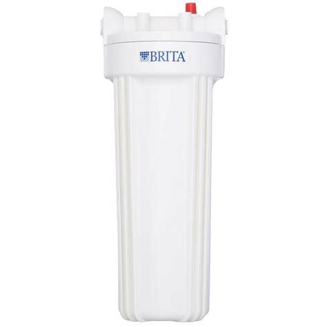 Brita Opaque 1 4 In Final Filtration Under Sink System