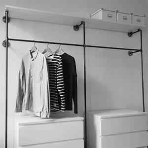 Kleiderschrank Ohne Stange : die besten 20 offener kleiderschrank ideen auf pinterest kleiderschrank ideen offener ~ Sanjose-hotels-ca.com Haus und Dekorationen