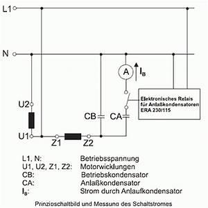 Drehzahlregler 230v Schaltplan : elektronisches anlaufrelais era f r anlaufkondensatoren ~ Watch28wear.com Haus und Dekorationen