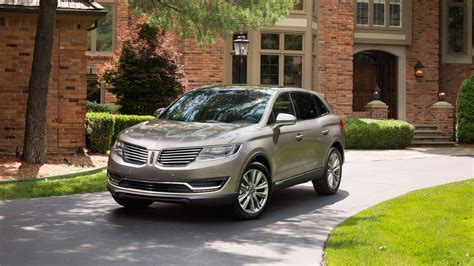 2018 Lincoln Mkx Review & Ratings Edmunds