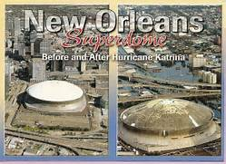 New Orleans Superdome ...
