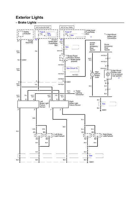 Light Wiring Diagram by Repair Guides Wiring Diagrams Wiring Diagrams 1 Of