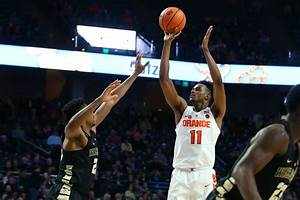 Syracuse basketball a 10-seed in updated bracketology ...