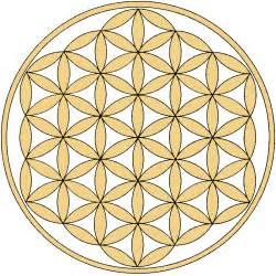 Fleur De Vie Signification by Atelier Envol Mandala Impact Origine Signification