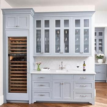 blue kitchen sinks blue gray butler pantry cabinets with light arabesque 4840