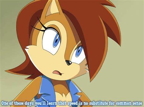 X Sally Sally Acorn Sonic Sonic Fan Art