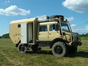 Unimog U500 Camper | www.imgkid.com - The Image Kid Has It!