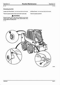 Jcb Robot 190 1110 Skid Steer Loader Service Repair Manual