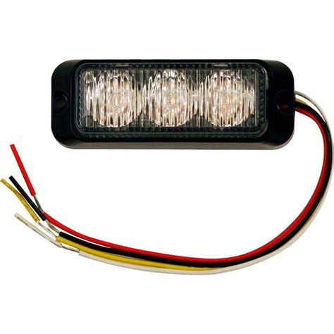 small strobe lights for sale buyers products company 3 875 in amber led mini strobe