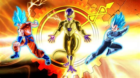 Dragon Ball Z Resurrection Of F Hd Wallpaper Background