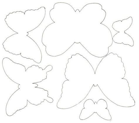 bastelvorlage schmetterling kostenlos schmetterlinge vorlage zum ausdrucken und ausschneiden flur schmetterling vorlage
