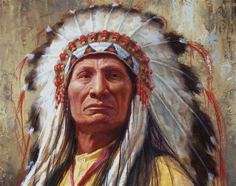 Indian Chief Image by Indian Chief Pan American Indian