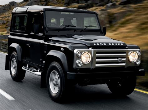 Land Rover Car :  The 2011 Land Rover Defender