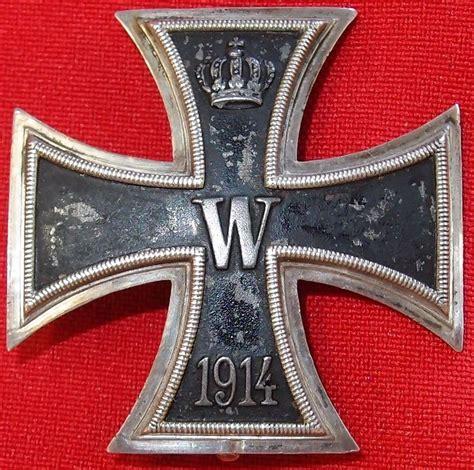 sold ww convex  german iron cross st class