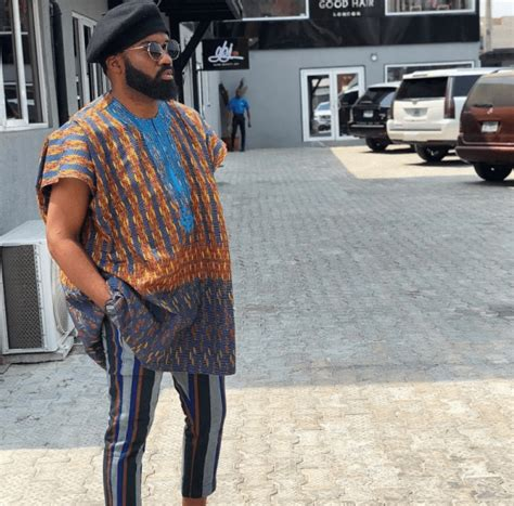Nigerian Men Fashion Magazine Top Fashion Styles You Will