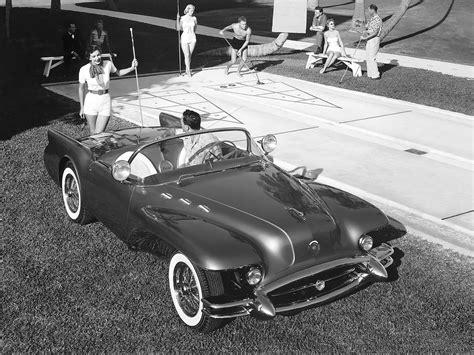 buick wildcat ii   concept cars
