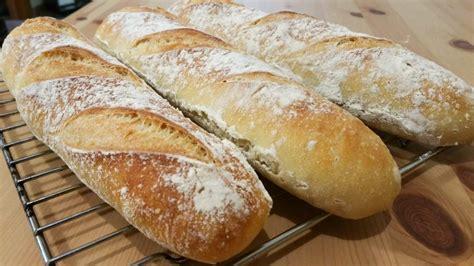sourdough baguettes introduction  bread making steves kitchen