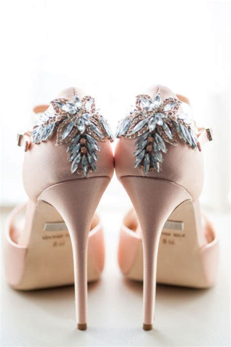 10 fabulous diy wedding shoes every bride should see