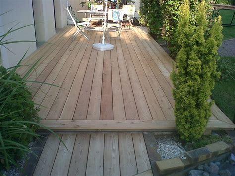 terrasse bois pas cher lame terrasse chene meleze douglas ip 233 lames terrasse bois construire