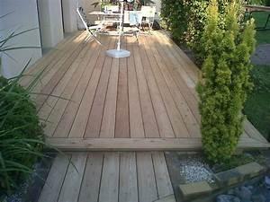 Lame Terrasse Bois Pas Cher : lame de terrasse bois grande largeur ~ Dailycaller-alerts.com Idées de Décoration
