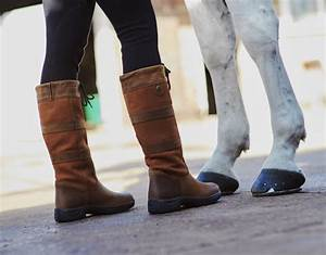 Light Brown Riding Boots Equestrian Footwear Horse Rugs Clothing Equipment