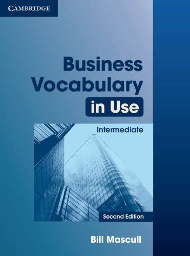 business vocabulary   intermediate bill mascull