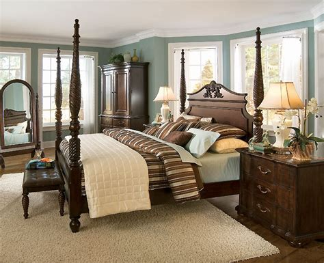 22936 king size poster bed belmont poster bed susans craftsman mountain retreat