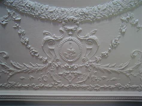 ornamental plaster repair restoration replicate