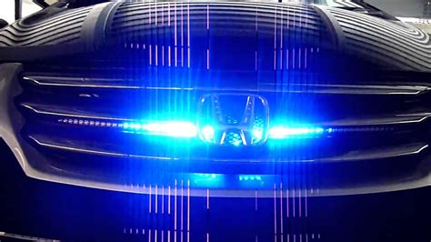 Led Knight Rider Scanner Lights Demonstration Youtube